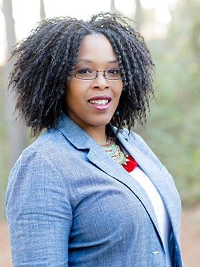 Anjanette Burkett Robinson, Counselor at Creative Wellness